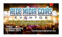 Logo de Rede Mídia Goiás em Setor Rio Formoso