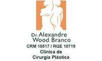 Logo de Clínica Dr. Alexandre Wood Branco - Cirurgia Plástica em São Francisco