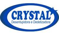Logo de Crystal Desentupidora E Dedetizadora