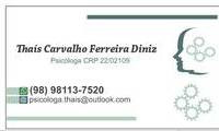 Logo de Psicóloga Thaís Carvalho Ferreira Diniz em Jardim Renascença