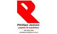 Logo de PJ Arquitetura em Calhau