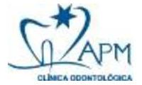Logo de Apm Clínica Odontológica em Vila Gomes Cardim