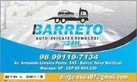 Logo de Barreto Guincho 24hrs em Novo Buritizal