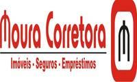 Logo de MOURA CORRETORA em Marco