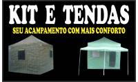 Logo de Tendas e Kits seu acampamento com maior conforto em Goiá