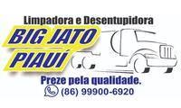 logo da empresa Limpadora e Desentupidora Big Jato Piauí