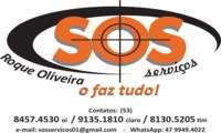 Logo SOS Serviços Marido de Aluguel em Centro