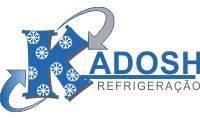 Logo Kadosh Refrigeração em da Paz