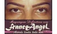 Logo de France Angel Designer de Sobrancelhas
