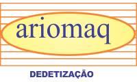 Logo Ariomaq Dedetização E Desratização