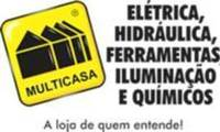 Logo de Multicasa - Loja de Material de Construção em Centro