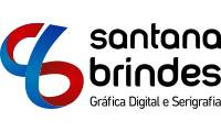 Logo de Santana Brindes & Serigrafia em São José