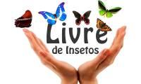 Logo Livre de Insetos Controle de Pragas em Iguatemi