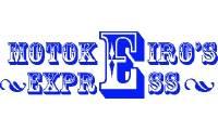 Logo Motokeiros Express em Boa Vista