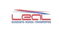 Logo de Munk Leal - Guindaste - Munk - Transportes em Pedras