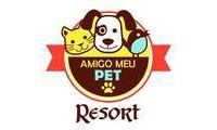 Logo de Amigo Meu Pet Resort em Cosme Velho