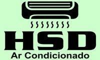 Logo de HSD Ar Condicionado