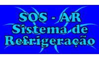 Logo SOS Ar - Sistema de Refrigeração em Joaquim Távora