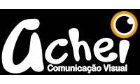 Logo de Achei Comunicação Visual em Cohama