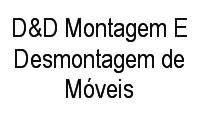 Logo de D&D Montagem E Desmontagem de Móveis