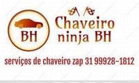 Logo Chaveiro BH Ninja BH em Renascença