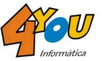Logo de 4you Informática Cartucho E Toner em Setor Aeroporto