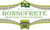Logo de Bonsufrete Transporte Logística em Bonsucesso