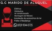 Logo de G.C Marido De Aluguel em Residencial Coxipó
