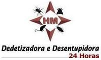 Logo de HM Dedetizadora e desentupidora 24h em Jardim Camburi