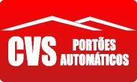 Logo de CVS Portões Automáticos em Vila Santa Eulalia