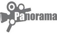 Logo Panorama Eventos-Som, Datashow, Filmagem, Convites em Santa Inês