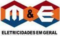 Logo M&E Eletricidades em Geral em Fonseca