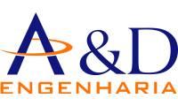 Logo de A & D Engenharia Ltda em Tirirical