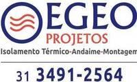 Logo Egeo Projetos Isolamento Térmico, Andaime e Montagem Industrial em Céu Azul