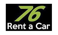 Logo de 76 Rent A Car em Vargem Grande