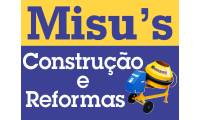 Logo Misu'S Construção E Reformas em Lírio do Vale