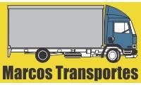 Logo de Marcos Transportes em Santa Mônica