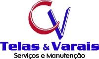Logo C V Telas & Varais Serviços e Manutenção