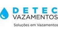 Logo de DETEC VAZAMENTOS em Vila Monumento