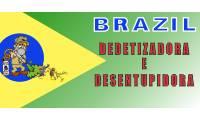 Logo Dedetizadora Brazil Serviços em Jardim Balneário Meia Ponte