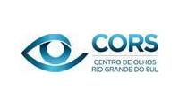 Logo de CORS - Centro de Olhos do Rio Grande do Sul em Petrópolis