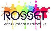 Logo de Rosset Artes Gráficas e Editora em Jardim Adhemar de Barros