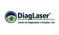 Logo de Diaglaser Centro de Diagnóstico e Hospital-Dia em Santa Cecília