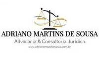 Logo Adriano Martins de Sousa Advocacia & Consultoria Jurídica em Guará II