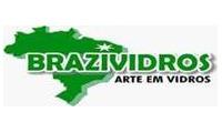Logo de Brazividros Arte em Vidros em Calafate