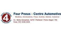 Logo de Four Pneus em Agronomia