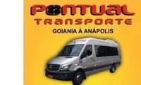 Logo de Pontual Transportes de Goiânia para Anápolis