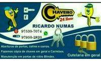 Logo de Chaveiro 24 Horas Ricardo Numas em Santo Cristo