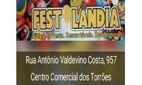 Logo de Festolândia Artigos de Festas E Descartáveis em Torrões