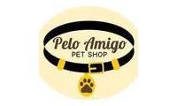 Logo de Pelo Amigo Pet Shop em Realengo